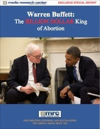 Warren Buffett King of Abortion | Tell the Truth 2014 | Media Research Center
