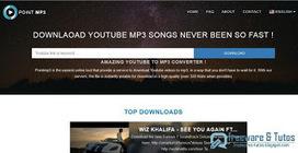 Point MP3 : un nouvel outil en ligne pour convertir les vidéos de Youtube en MP3 | Freewares | Scoop.it