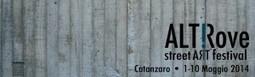 Street art? A Catanzaro non ALT!Rove | Shape-Grafica | Scoop.it