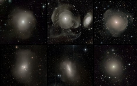Elliptical Galaxies Don't Act Their Age… | Planets, Stars, rockets and Space | Scoop.it
