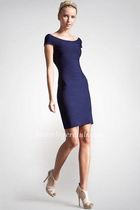 Scoop Neck Herve Leger Signature Bodycon Bandage Dress [Herve Leger Sleeveless Dresses] - $158.00 : Herve Leger Dresses | Cheap Herve Leger | Prom & Homecoming Dresses | Scoop.it