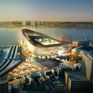 Stadiums designed by Herzog & de Meuron | The Architecture of the City | Scoop.it