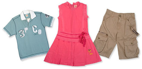 4 Useful Tips to Buy kids Clothing | Real Coupons, Real Savings! | Scoop.it
