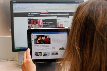 Boom de la presse sur tablettes | Toulouse networks | Scoop.it