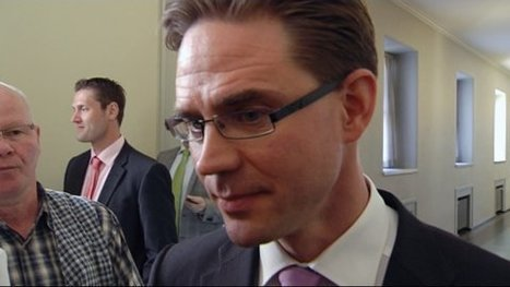 Katainen: Government should be ready by Friday | Finland | Scoop.it