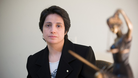Iran releases political prisoners, including Sakharov Prize winner Nasrin Sotoudeh | Saif al Islam | Scoop.it