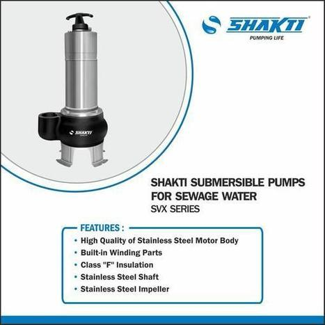 Shakti Pumps  on Twitter | ShaktiPumps | Scoop.it