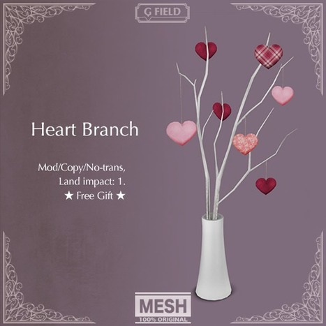 $0L Free Hearts and Branches | FREEbie Hunting | Scoop.it