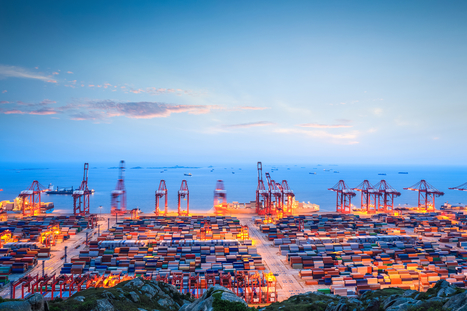 Hanjin ripples in container spot rate arena are smoothing out, according to SCFI - The Loadstar | AUTF Veille marché | Scoop.it