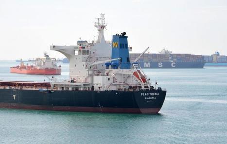 BRS dresse le bilan 2015 de l'industrie maritime | Transport - Logistique | Scoop.it