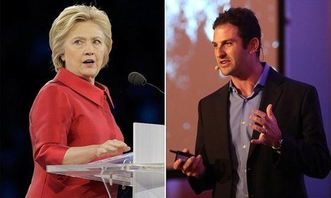 Clinton's emails reveal Google wanted to overthrow Assad with map tool   Digital #MediaArt(s) Numérique(s)   Scoop.it