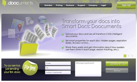 Doocuments | VIP docs management | KgTechnology | Scoop.it