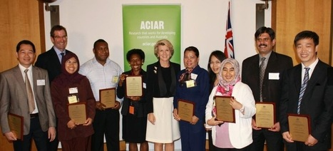 ACIAR: Nurturing our region's research leaders | Agricultural Research | Scoop.it