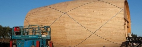 World's biggest barrel unveiled | Quirky wine & spirit articles from VINGLISH | Scoop.it