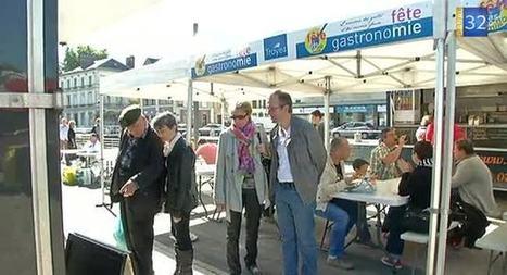 Canal 32 - Les food trucks en vitrine sur les quais | Fête de la Gastronomie 23 au 25 sept. 2016 | Scoop.it