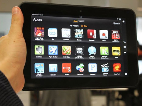 Avail Free Shipping Discounts Along With Amazon Kindle Fire Hd Tablet | Mind blow savings | Scoop.it