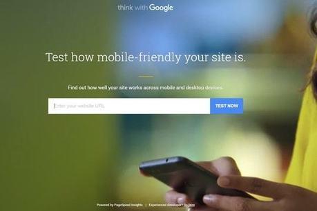 Google lance un nouvel outil pour tester la perf d'un site, et ses optimisations pour mobile | Référencement | Scoop.it