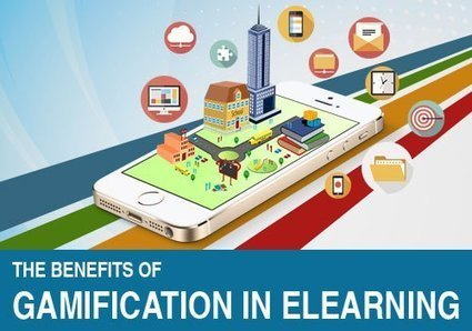 Top 6 Benefits Of Gamification In eLearning - eLearning Industry | Communication design | Scoop.it