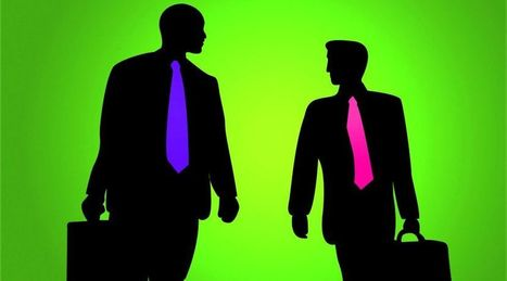 Mimic Your Boss's Body Language to Build Rapport and Get Ahead | Top Stories | Scoop.it