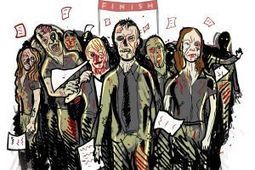 The Zombie Marathon - Manage Your Career - The Chronicle of Higher Education | Teaching in Higher Education | Scoop.it
