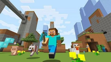Microsoft: Minecraft will be used to teach kids about science and technology | Linking Literacy & Learning: Research, Reflection, and Practice | Scoop.it