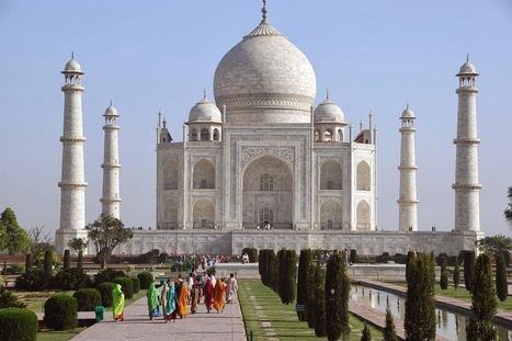 Agra - The City Of Mughals | Travel and Tourism in Jaipur - The Pink City | Scoop.it