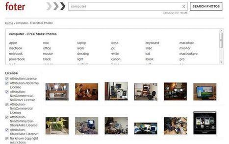 Foter, buscador con millones de imágenes de uso libre | VIM | Scoop.it