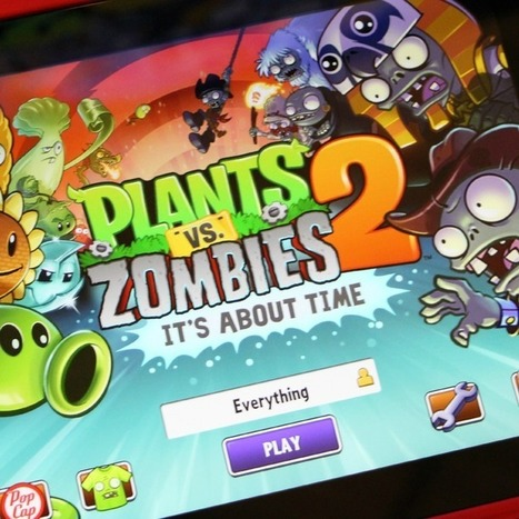 'Plants vs. Zombies 2' Hands-On | Gamification for the Win | Scoop.it