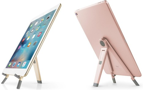 Twelve South's most popular iPad stand, Compass 2, now available in Gold and Rose Gold | iPhoneography-Today | Scoop.it