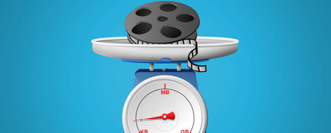 How to reduce video file size without sacrificing quality | Moodle and Web 2.0 | Scoop.it