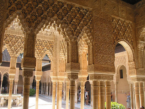 西班牙阿爾罕布拉宮 | ㄇㄞˋ點子靈感創意誌 | 建築 | Scoop.it