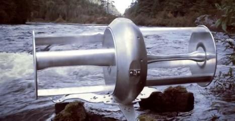 La première maison au monde à être alimentée par une Hydrolienne | Innovation - Environnement | Scoop.it