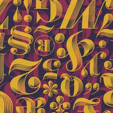 29 of the most beautiful typefaces from January 2015   Technology in Art And Education   Scoop.it