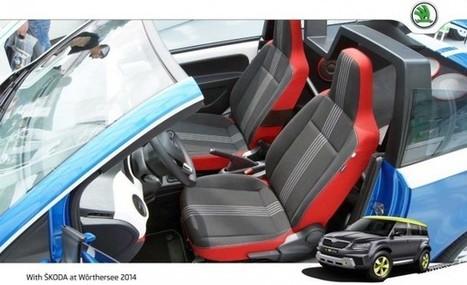 2014 Skoda CitiJet Concept Convertible | CarsPiece | Scoop.it