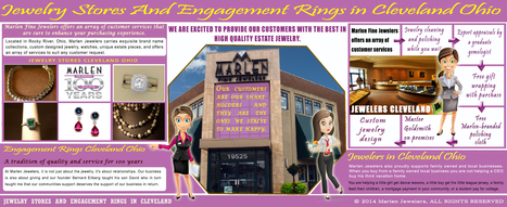 Jewelry Stores And Engagement Rings In Cleveland Ohio | Jewelers Cleveland | Scoop.it