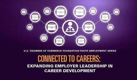 Connected to Careers: Expanding Employer Leadership in Career Development | Strategic Career Development | Scoop.it