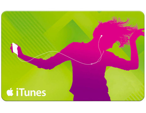 Custom Denomination iTunes Gift Cards Now On Sale | From the Apple Orchard | Scoop.it