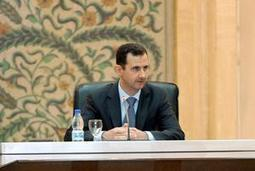 Report: Assad visits in Aleppo   ''SNIPPITS''   Scoop.it