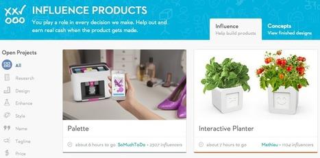 Quirky: productos inventados por personas como tú | Innovación Social | Scoop.it
