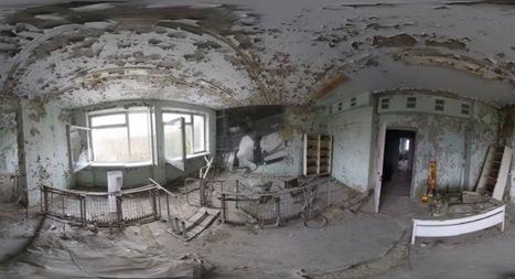 La réalité virtuelle vous emmène au cœur de la catastrophe de Tchernobyl - SciencePost | qrcodes et R.A. | Scoop.it