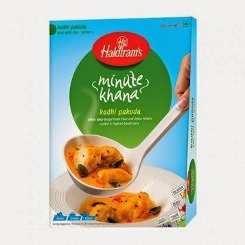 Haldiram's Online – Google+ - Haldirams ready to eat Kadhi Pakora is a Indian yogurt gram… | Healthy Eating | Scoop.it