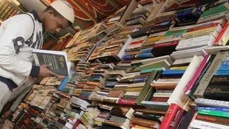 Egypt's independent publishers face off against mainstream rivals - Asharq Alawsat English | Words on Books | Scoop.it