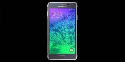 Samsung Galaxy Alpha has been unveiled | myproffs.co.uk - Technology | Scoop.it