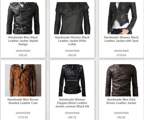 Bring Latest Fashion to your Closet: How to make your leather jacket aged? | Shopping | Scoop.it