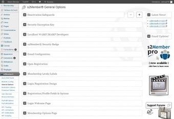 Wordpress : Plugins Espace Membre | Ma boîte à outils | Scoop.it