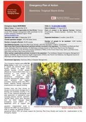 Dominica: Tropical Storm Erika - Emergency Plan of Action (Emergency Appeal MDRDM002)   Risques et Catastrophes naturelles dans le monde   Scoop.it