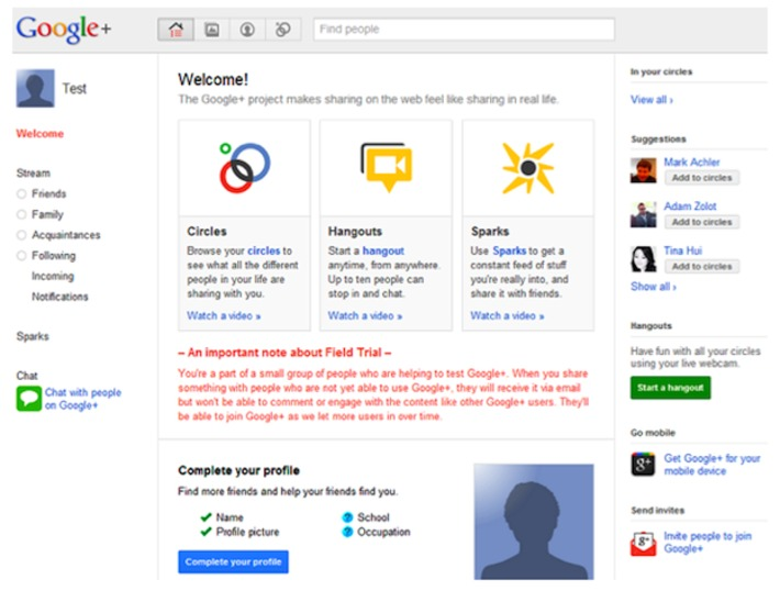 """Tutoriel : Google+, le Guide COMPLET de A à Z !   Veille Techno et Informatique """"AutreMent""""   Scoop.it"""