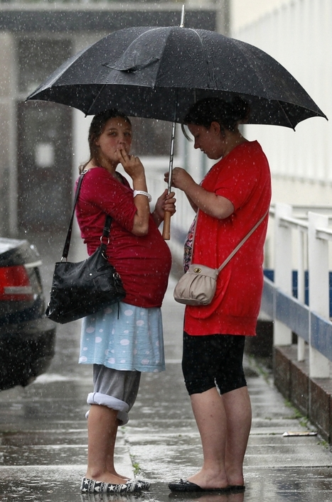 Smoking During Pregnancy Affects Kids' Reading Abilities | Lethbridge Chiropractic Care for Family, Personal or Business Wellness | Scoop.it