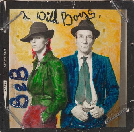 When Bowie met Burroughs | WNMC Music | Scoop.it