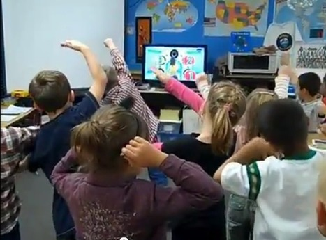 Teachers Are Using Kinect for Xbox 360 to Engage Students and Bring Learning to Life - The Sacramento Bee | Teaching Technology | Scoop.it